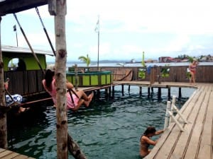 Hostel Aqua Lounge Isla Carenero
