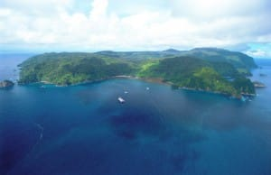 Isla del coco se met au GSM