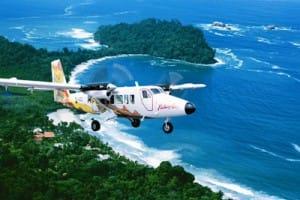 Nature Air, compagnie de vol intérieur au Costa Rica