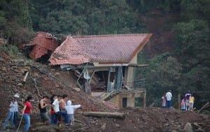 tremblement de terre de Varablanca 8 janvier 2009