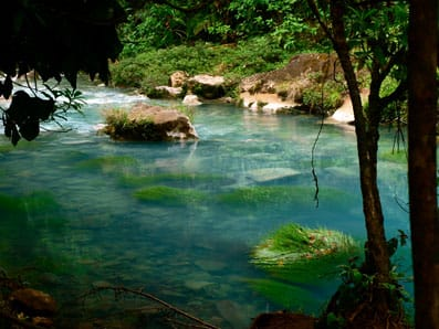 Parc National du Rio Celeste