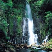 Cascade du parc national de Corcovado