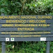 Parc national Guayabo