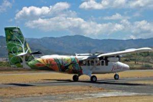 La compagnie Nature Air neutre en carbone