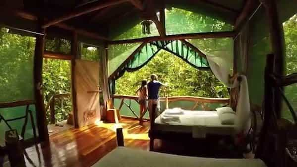 Le Danta Lodge au Costa Rica niché dans la nature