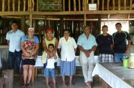 Famille Bribri : l'écotourisme façon indigène