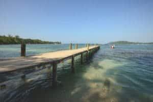 Bocas del Toro en Amérique centrale