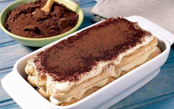 recette tiramisu chocolat nesquik