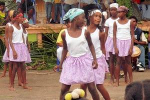 Danseuses de Orinoco