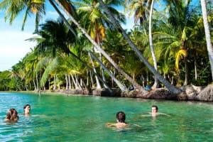 Panama - Bocas-del-Toro - Playa Estrella