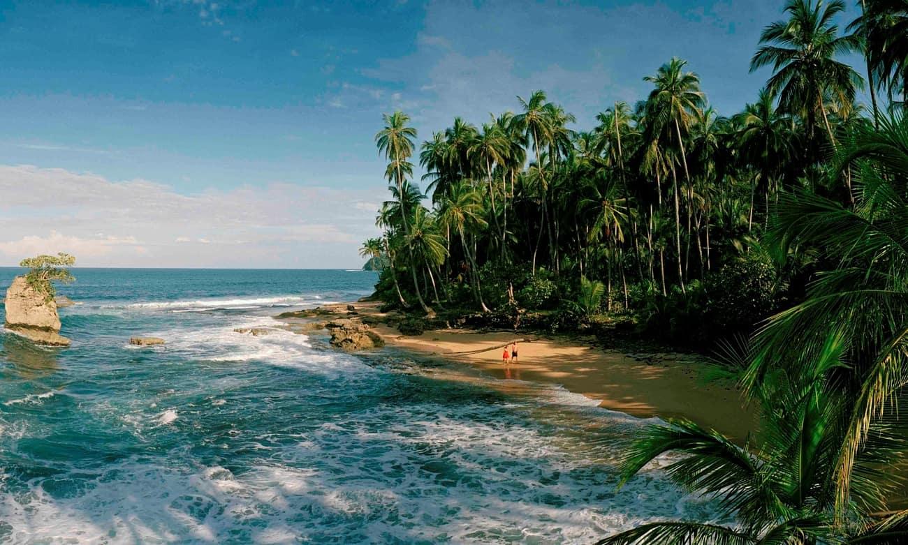 Plage Tour Du Costa Rica Costa Rica Découverte