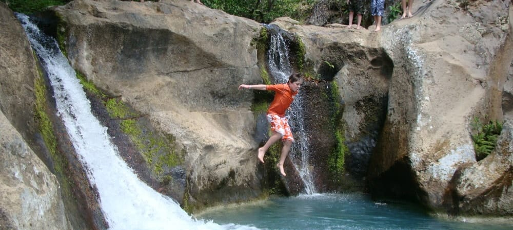 Cascade Guachipelin