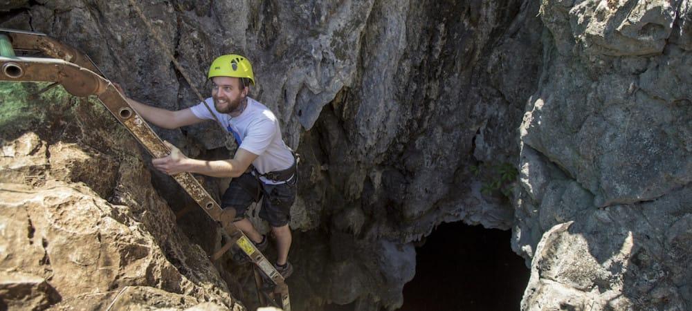 Spéléologie - Grottes de Barra Honda
