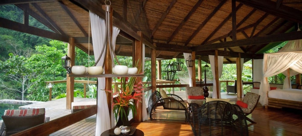 Linda Vista - Pacuare Lodge