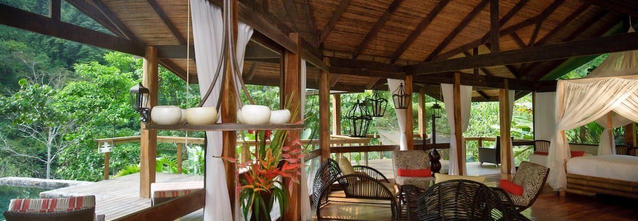 Linda Vista - Pacuare Lodge, une expérience avant d'être un hôtel