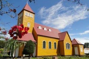 Turrialba église Aquiares