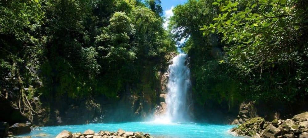 Rio Celeste - Tenorio - Costa Rica