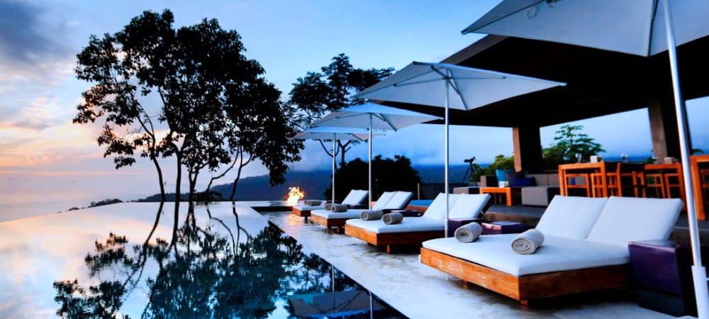 Hotel Kura à Uvita, le luxe en pleine nature