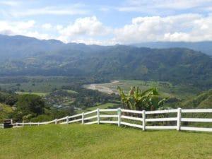 Montagne du Costa Rica