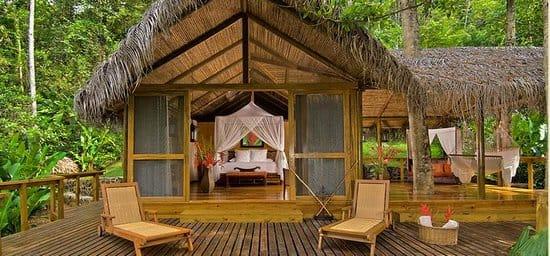 Pacuare lodge hotels originaux ou excentriques au Costa Rica