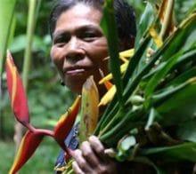 Indienne bribri, ethno tourisme Costa Rica