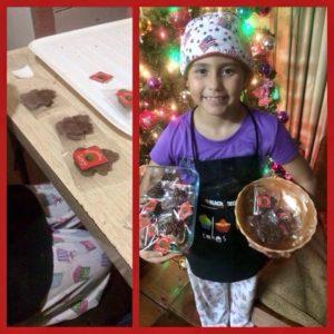 Lucy-fillette-tica-chocolats-fait-maison