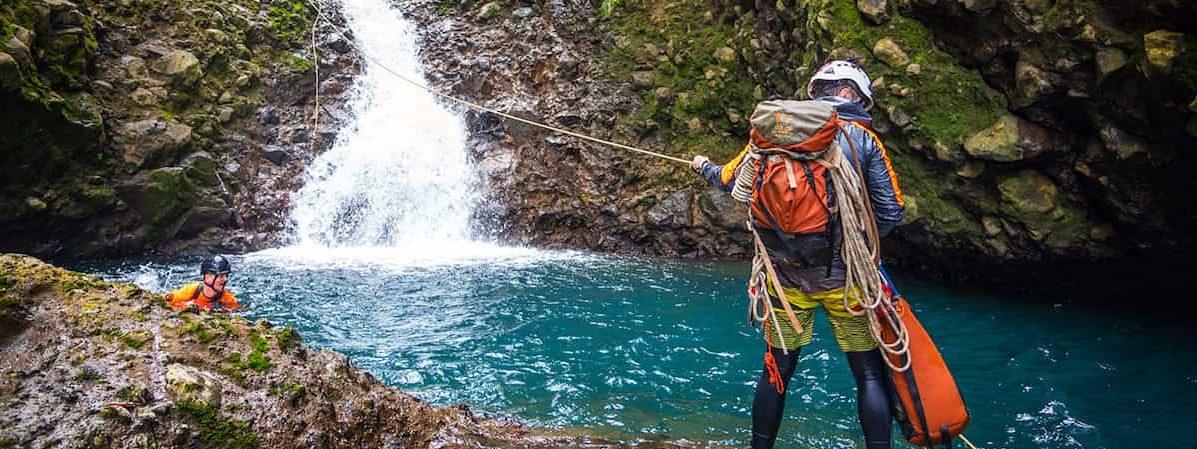 Le Canyoning est une activité et un sport très répandu au Costa Rica
