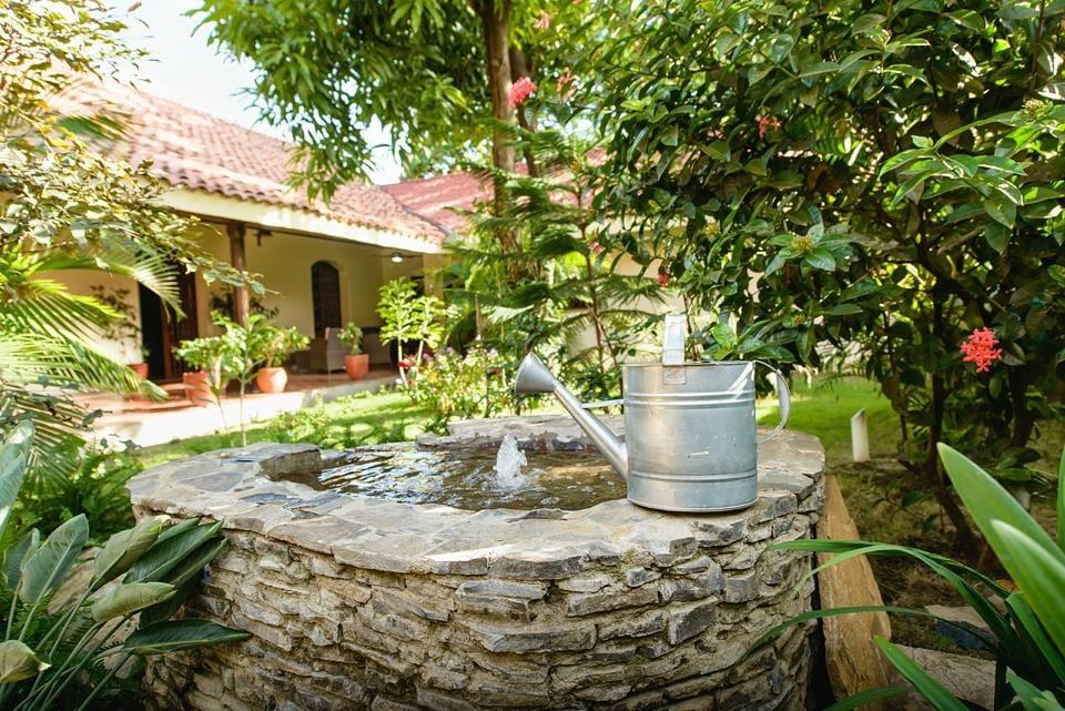 hotel boutique jardin flor de sarta nicaragua decouverte
