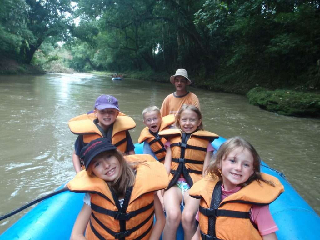 enfants-rafting-costa-rica-decouverte
