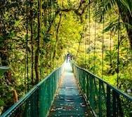 Les ponts suspendus de Monteverde