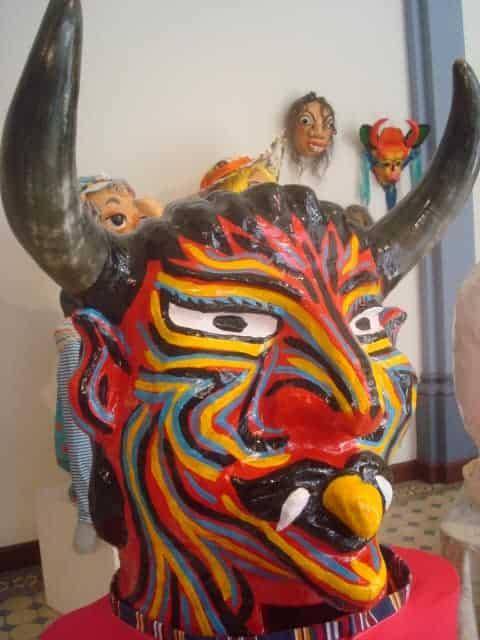 mascarade-masque-cabezudo-costa-rica-decouverte
