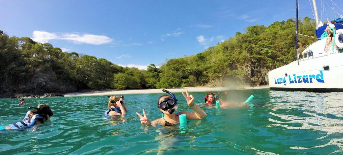 Snorkeling Papagayo Costa Rica