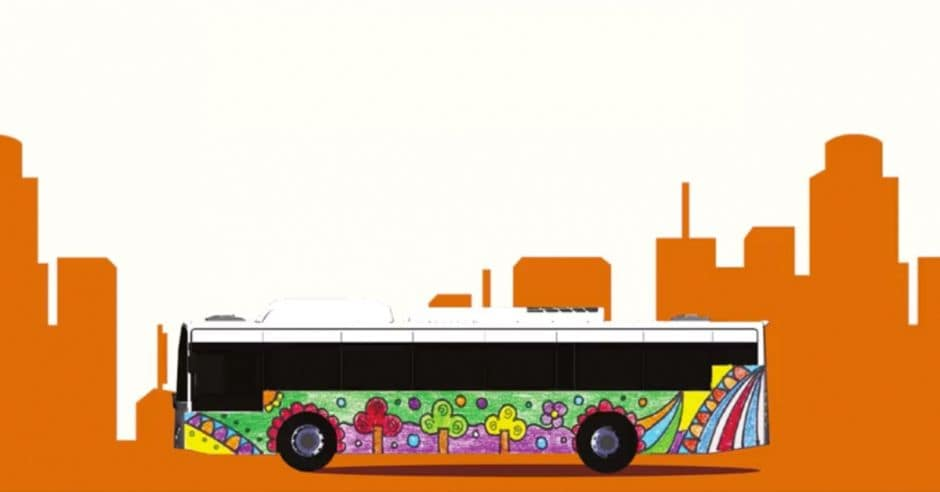 bus-electriques-dessin-cover-costa-rica-decouverte